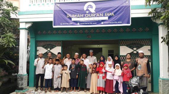 Rumah Qur'an PPA Jambi