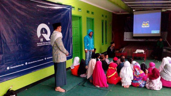 Rumah Quran PPA Bandung