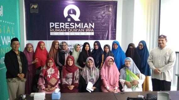 Rumah Qur'an PPA Magelang