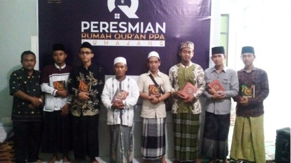 Rumah Qur'an PPA Lumajang