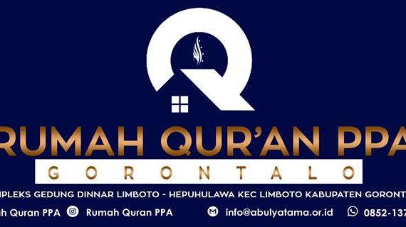 Rumah Qur'an PPA Gorontalo