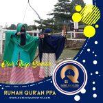 Olah Raga Santri Rumah Qur'an PPA