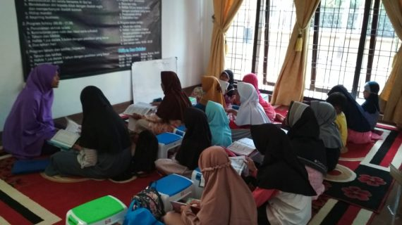 Rumah Qur'an PPA Lampung