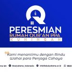 Peresmian Rumah Qur'an PPA Kuningan