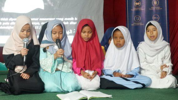 Mabit Bersama Santri RQ PPA Bandung