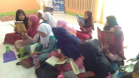Belajar Al Quran & Tahsin Bersama RQ PPA Bangka Belitung