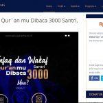 Program Wakaf Quran Untuk Para Santri Rumah Quran PPA