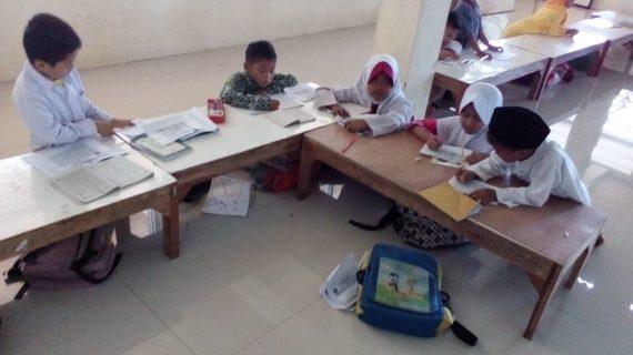 Belajar Tahsin Bersama RQ PPA Indramayu