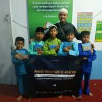 Distribusi Program Infaq & Wakaf Quran