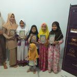 Distribusi Mushaf Quran Ke RQ PPA Lumajang