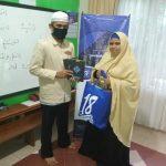 Penyaluran Infaq & Wakaf Quran ke RQ PPA Kuningan