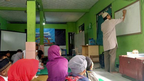 Belajar Al Quran di RQ PPA Cianjur