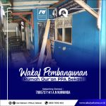 Donasi Wakaf & Sedekah RQ PPA Bekasi