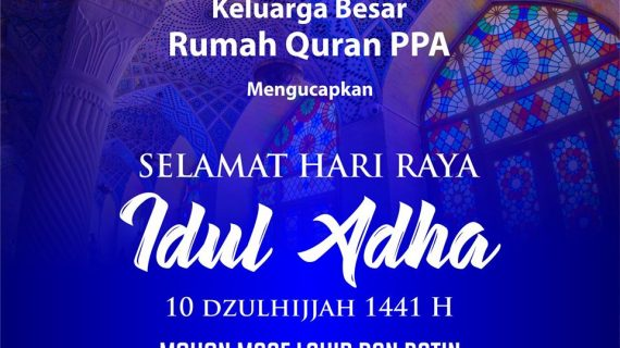 Selamat Idul Adha 1441 Hijriyah