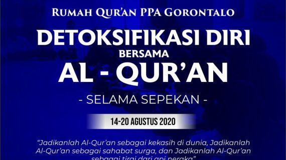 Detoksifikasi Diri Bersama Al-Qur'an