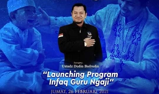 PROGRAM INFAK GURU NGAJI