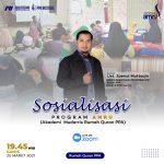 AMRU Akademi Mudarris Rumah Qur'an PPA