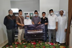 Distribusi Program Infak Qur'an Ke RQ PPA Banjarmasin