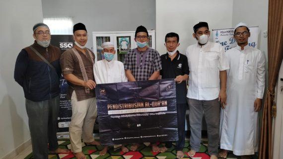 Distribusi Program Infak Qur'an Ke RQ PPA Banjarmasin
