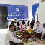 Peresmian Rumah Qur'an PPA Bengkulu