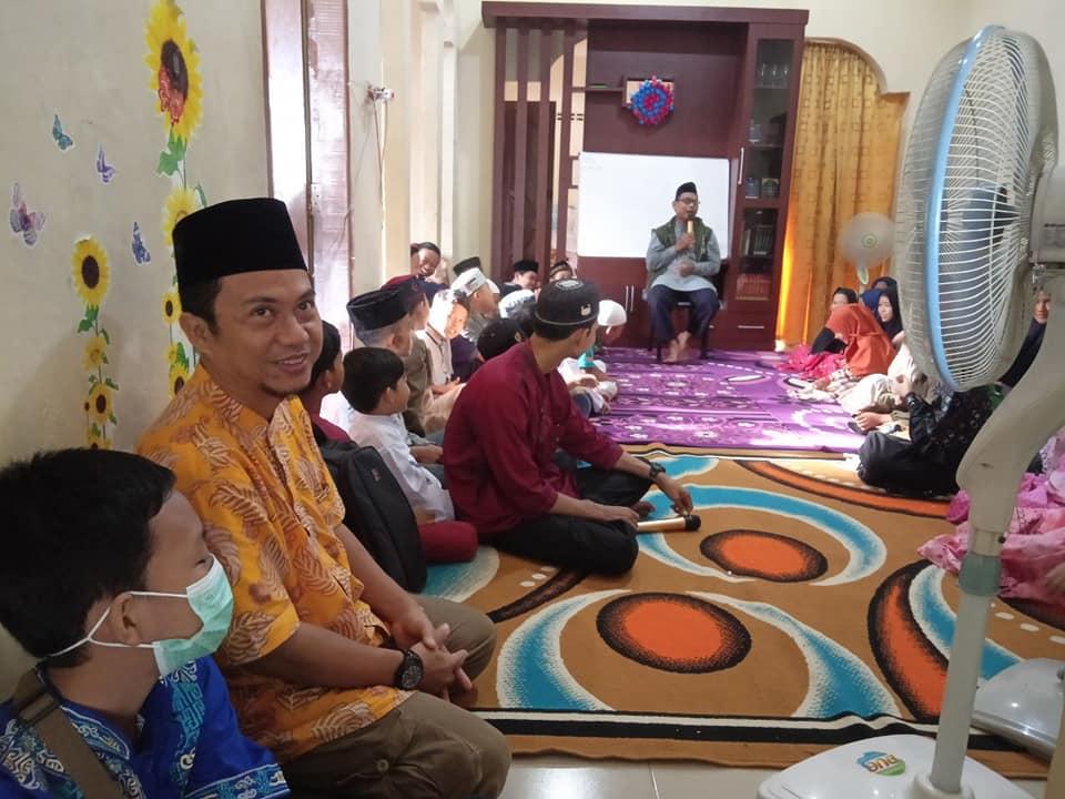Kegiatan Rumah Quran PPA Tebing Tinggi