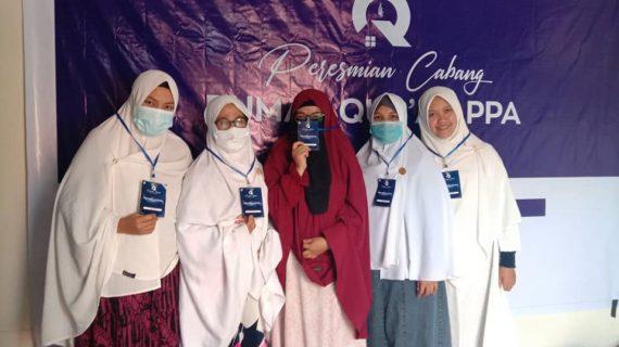 Peresmian Rumah Qur'an PPA Sorowako
