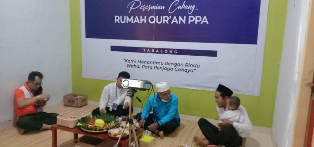Peresmian Rumah Qur'an PPA Tabalong
