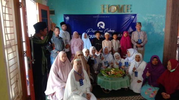 Peresmian Rumah Qur'an PPA Langsa