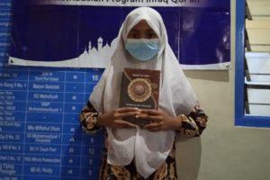Distribusi Qur'an Untuk Santri RQ PPA BALI