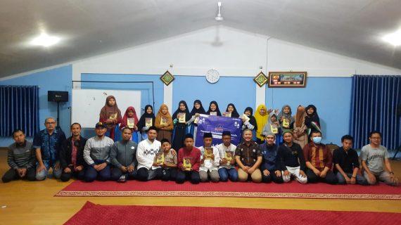 Distribusi Mushaf Qur'an ke RQ PPA Garut