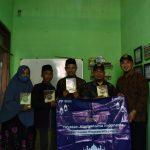 Distribusi Mushaf Qur'an ke RQ PPA Bandung